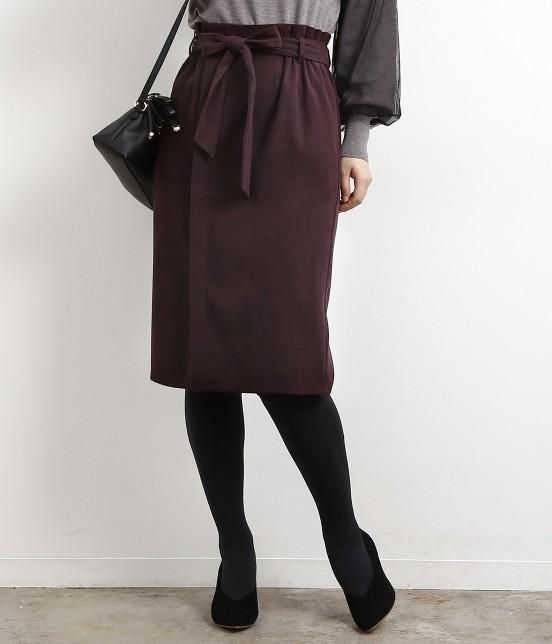 ロペピクニック   【新色追加】【HAPPY PRICE】ベロアタッチアイラインスカート