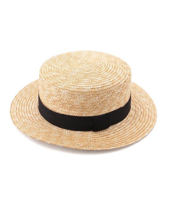 サロン アダム エ ロペ ウィメン | 【田中帽子×SALON】カンカン帽 - 1