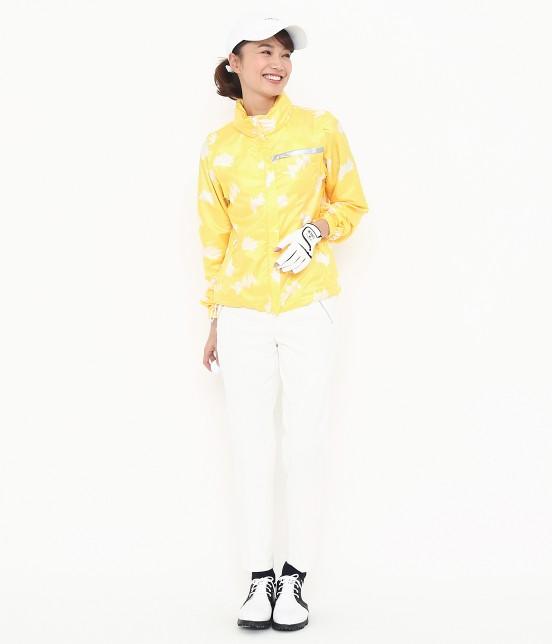 ジュン アンド ロペ | 【撥水】【軽量・制電】【花粉防避】【2WAY】スター柄プリントブルゾン - 6