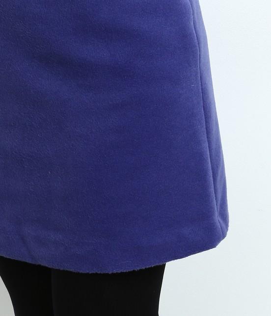 ロペピクニック | 【HAPPY PRICE】カラー台形スカート - 6