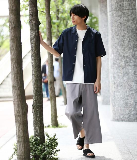 ジュンレッド | ドライコットンオープンカラーシャツ - 14