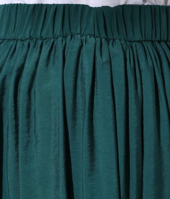 ロペピクニック   ヴィンテージギャザースカート - 3