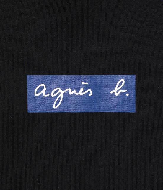 アダム エ ロペ オム | 【agnes b. pour ADAM ET ROPE'】SWEAT PARKA (BOX LOGO) - 11