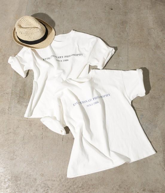 ビス | 【WEB限定】ロゴTシャツ - 13