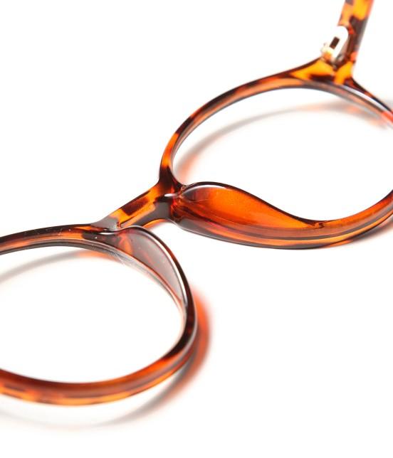 ロペ マドモアゼル | シンプル細フレーム眼鏡 - 3