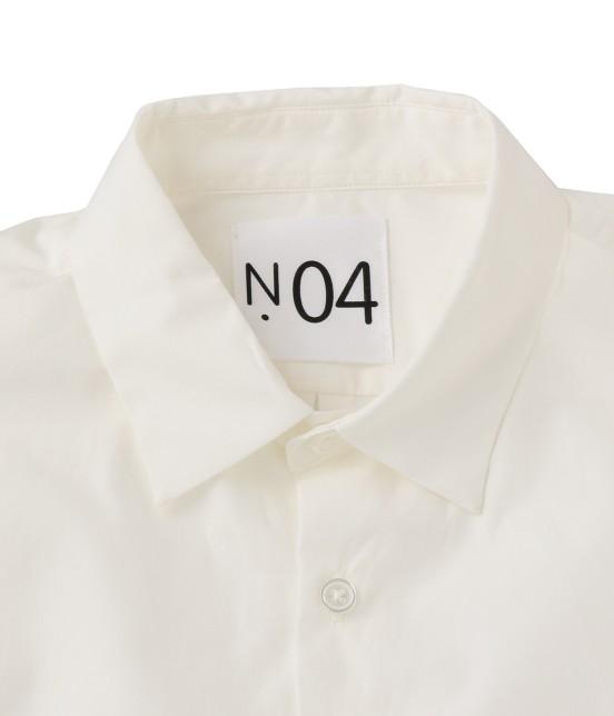 ル ジュン ウィメン | 【LE JUN STANDARD】【2016 SPRING CATALOG掲載】ホワイトシャツ - 1