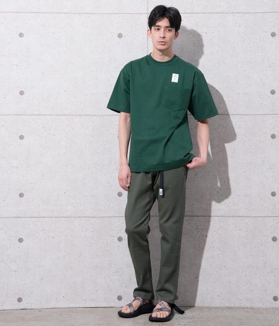 アダム エ ロペ オム | 【CAMBER for ADAM ET ROPE'】FAKE PRINT Tシャツ - 3