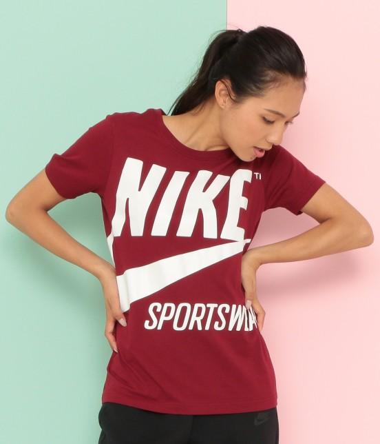 ナージー | 【Nike】 BRS T-shirt | ワイン系