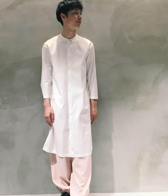 アダム エ ロペ ファム | FEMME&HOMME 【 ilk ADAM ET ROPE'】SHIRTS DRESS - 10