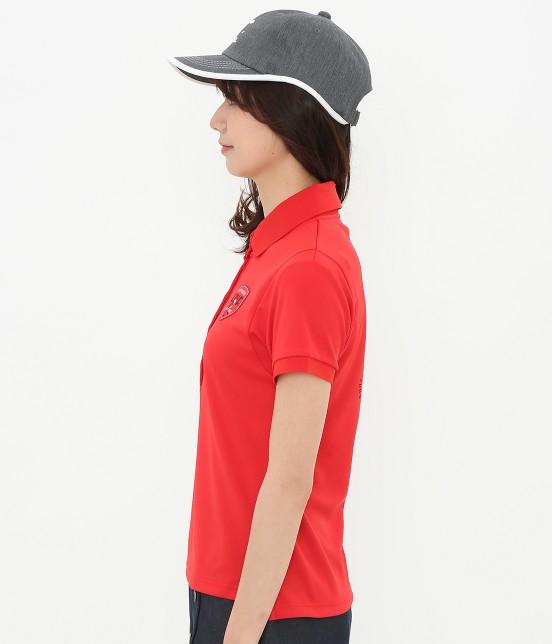 ジュン アンド ロペ | 【UV】【吸水速乾】COOL MAX切替ポロシャツ - 1