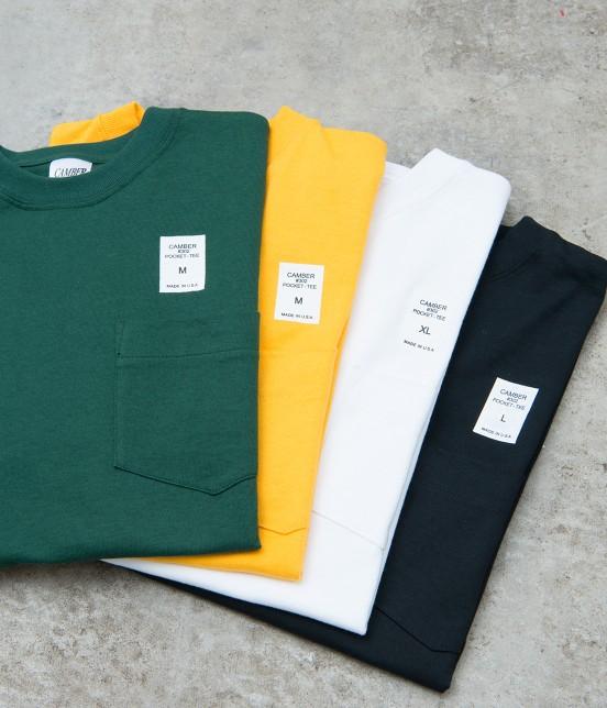 アダム エ ロペ オム | 【CAMBER for ADAM ET ROPE'】FAKE PRINT Tシャツ - 11