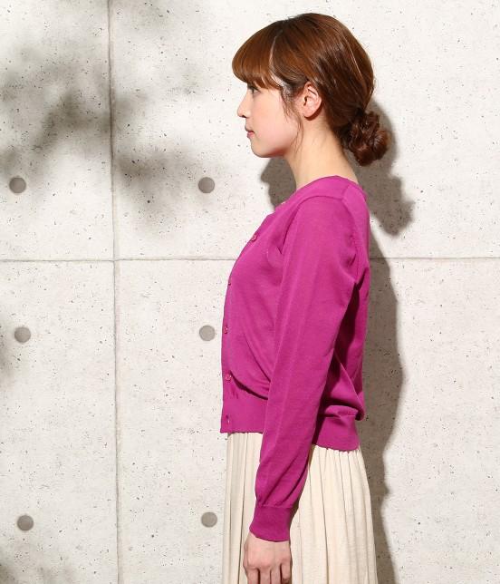 ロペピクニック   【新色追加】【さらさらUVケアトップス】カーディガン - 1