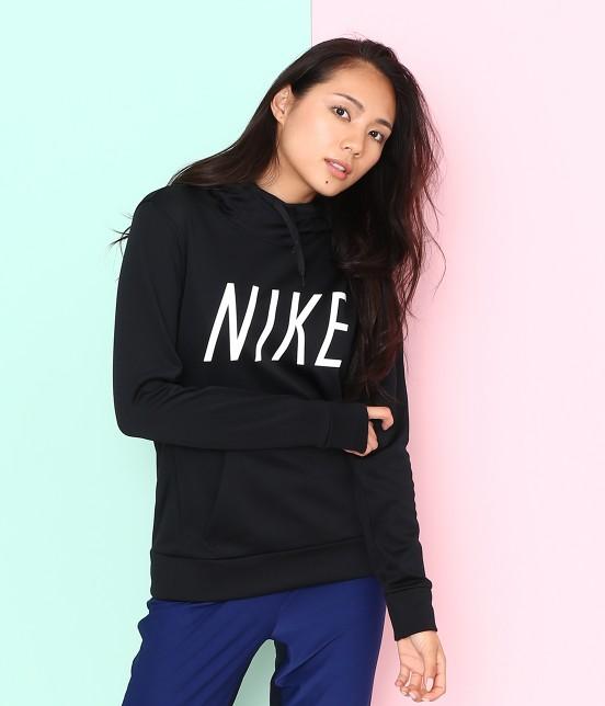 ナージー   【Nike】Therma GX 4 Pullover   ブラック