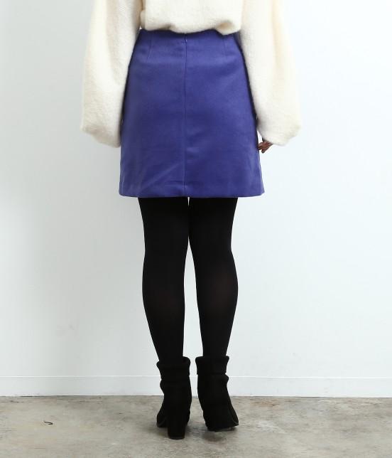 ロペピクニック | 【HAPPY PRICE】カラー台形スカート - 2