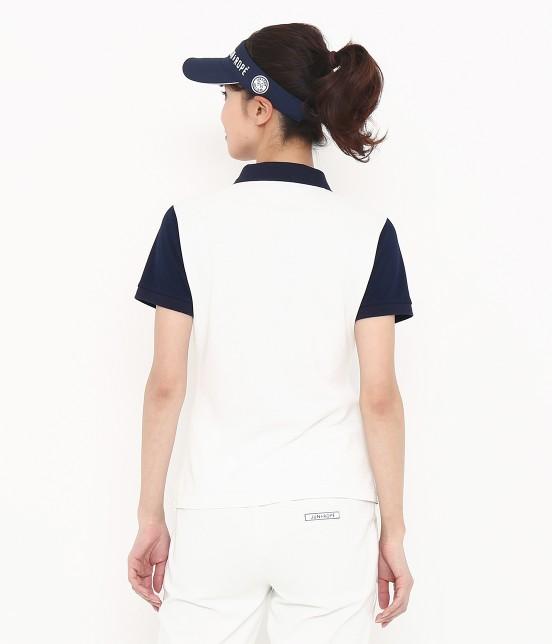 ジュン アンド ロペ | 【遮熱クーリング】【UVカット】コカゲマックスブロッキングポロシャツ - 2