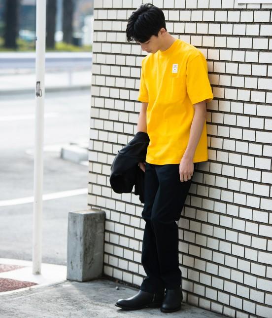 アダム エ ロペ オム | 【CAMBER for ADAM ET ROPE'】FAKE PRINT Tシャツ - 4