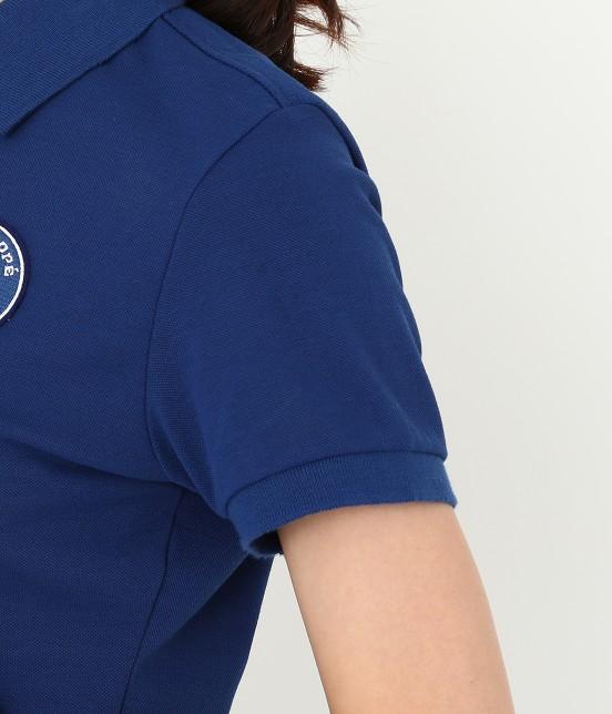 ジュン アンド ロペ | 【UVカット】【吸水速乾】【接触冷感】MILLION ICE Zipポロシャツ - 5