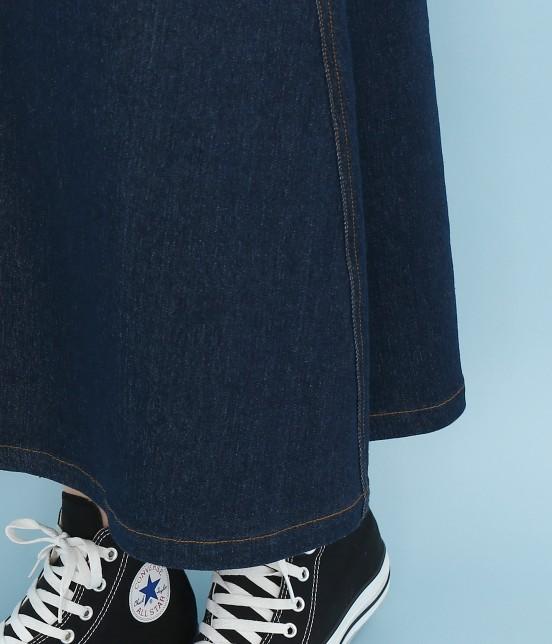 ロペピクニック | 【10%OFF Campaign】【予約】【WEB限定】フロントボタンデニムスカート - 6