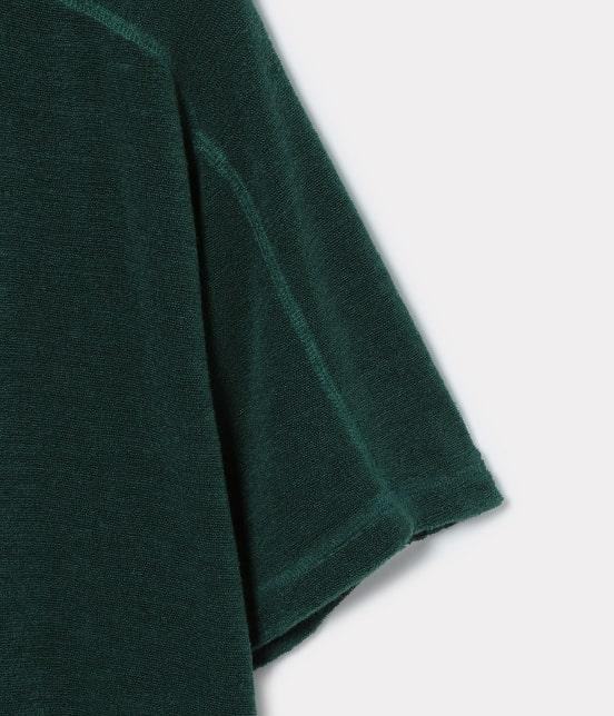 アダム エ ロペ オム | リネンパイルビッグTシャツ - 7
