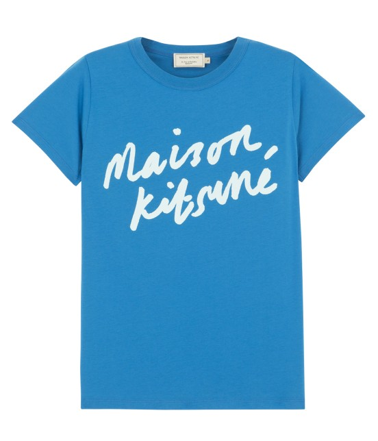 MAISON KITSUNÉ WOMEN | T SHIRT HANDWRITING