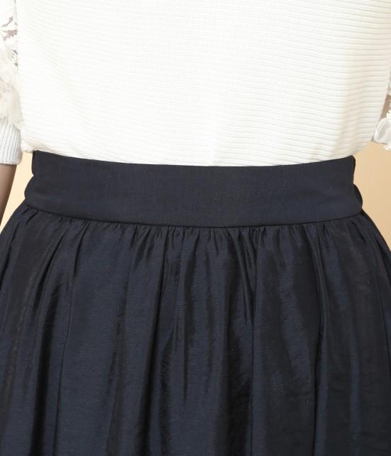 ロペピクニック | 【PRE ORDER 10%OFF!】【予約】ヴィンテージサテンマキシスカート - 3