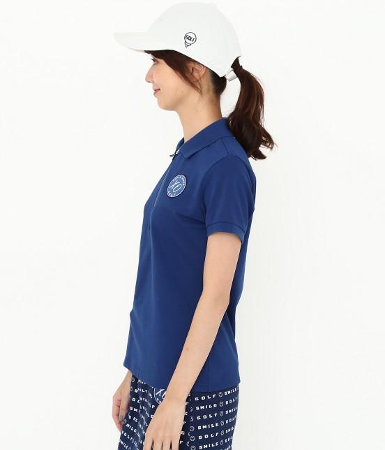 ジュン アンド ロペ | 【UVカット】【吸水速乾】【接触冷感】MILLION ICE Zipポロシャツ - 1