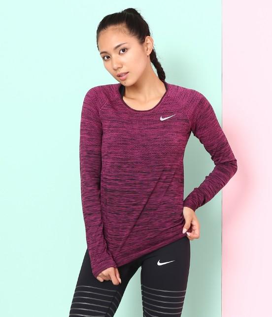 ナージー | 【Nike】Dry Knit | パープル