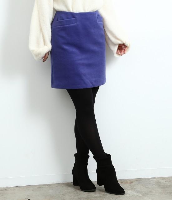 ロペピクニック | 【HAPPY PRICE】カラー台形スカート