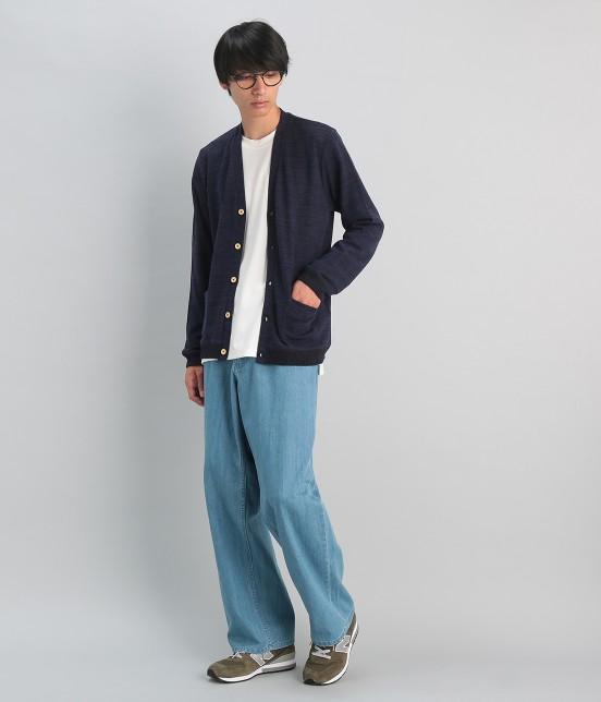 ジュンレッド   【WEB別注】ワイドデニムパンツ - 11