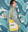 ViS - ビス | 【MICHIKO LONDON KOSHINO×ViS】【2WAY】トートバッグ | イエロー
