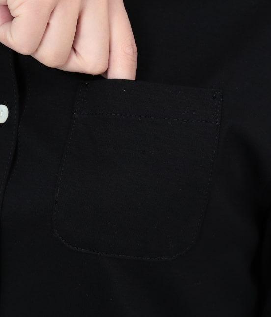 ジュン アンド ロペ   【UVCUT】【吸水速乾】【接触冷感】カットソーシャツ - 6