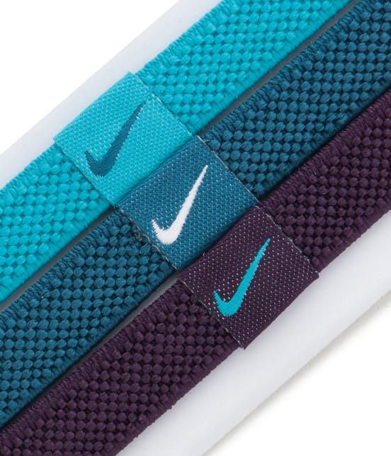 ナージー | 【TIME SALE】【Nike】Elastic Hair Band 3P - 2