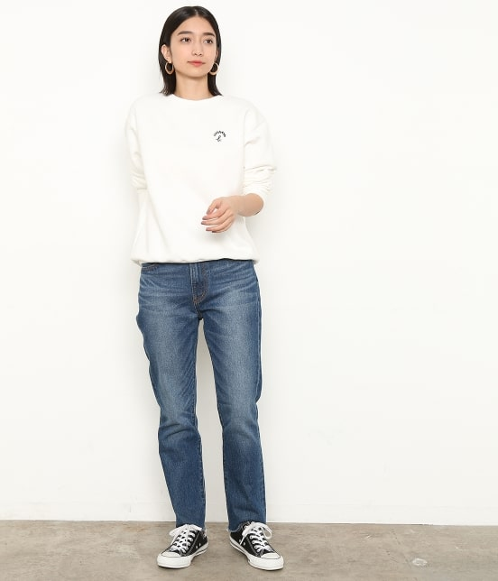 アダム エ ロペ ファム | 【agnes b. pour ADAM ET ROPE' 】SWEAT SHIRT - 13