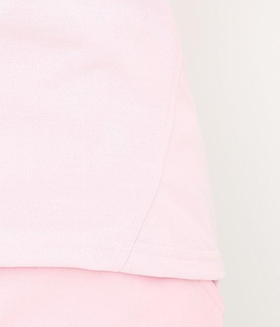 ジュン アンド ロペ | 【UV CUT】【吸水速乾】【接触冷感】ミリオンアイス切替半袖ポロシャツ - 10