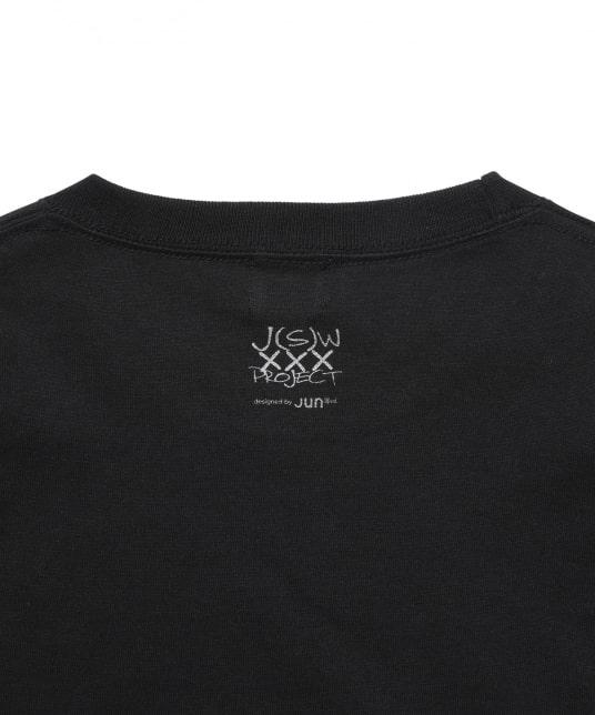 ジュンセレクト   【JUN SKY WALKER(S)×JUNRed】ロングTシャツ - 4