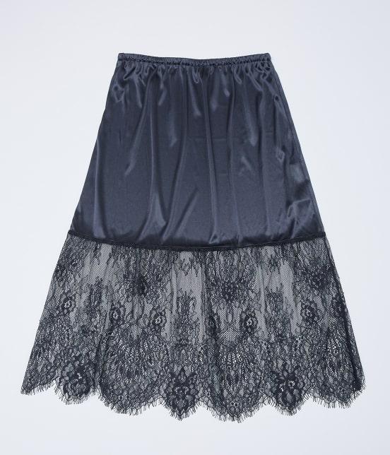 ロペピクニック   レースインナー付アイラインスカート - 7