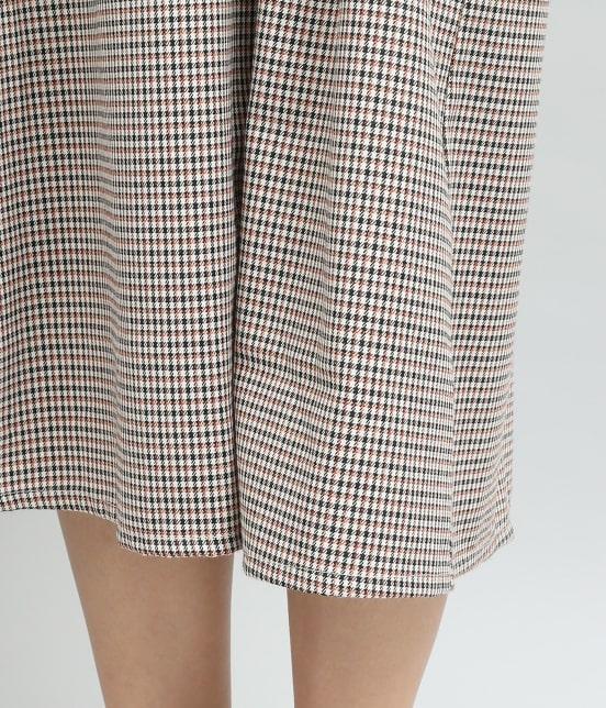 ビス   トレンチジャンパースカート - 8