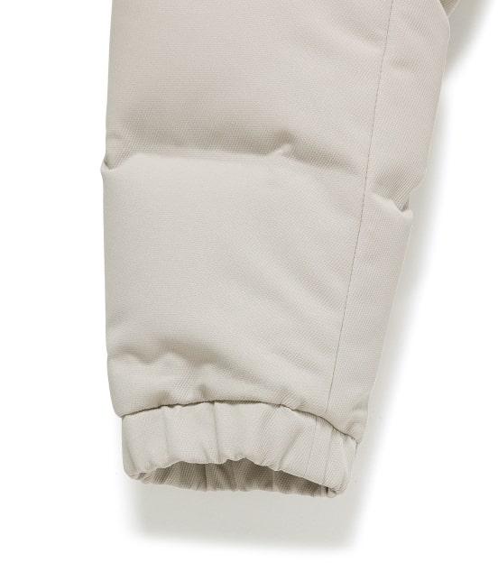 ジュンレッド | 【WEARISTA JUN 着用アイテム】【Less:3】サーモコンプレッションボンディングホワイトグースダウンジャケット - 3