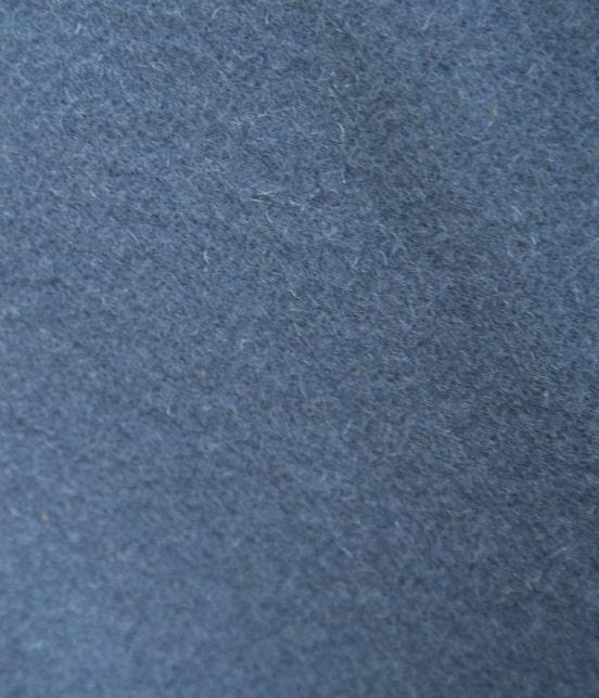 ビス | 【蓄熱+静電気防止加工】【WOOL100%】ダブルブレストミディ丈コート - 4