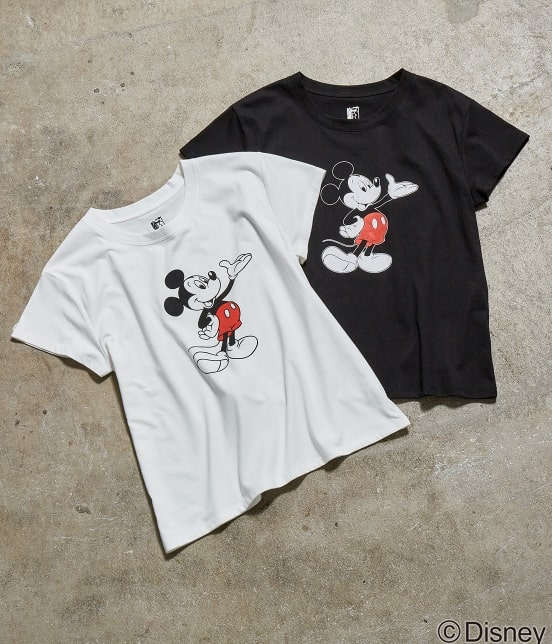 ロペピクニック   【DISNEY(ディズニー)】 MICKEY Tシャツ - 9