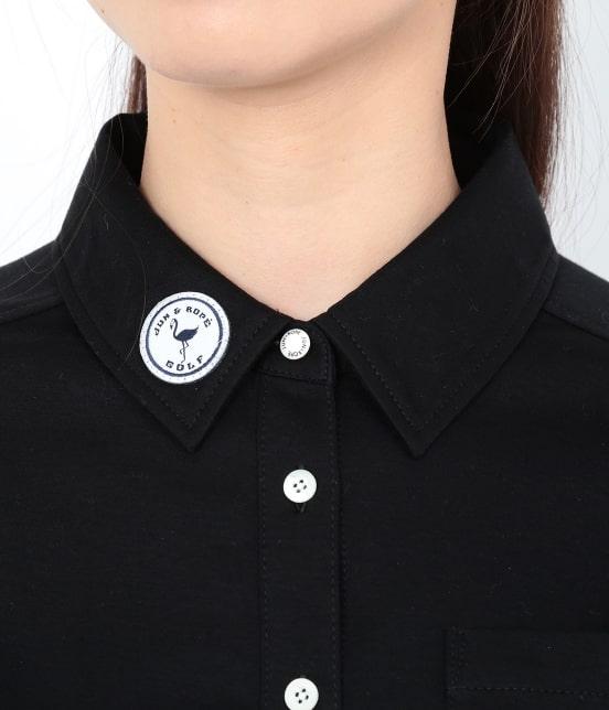 ジュン アンド ロペ   【UVCUT】【吸水速乾】【接触冷感】カットソーシャツ - 3
