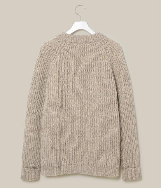 アダム エ ロペ ワイルド ライフ テーラー | 【BONCOURA】 Fisherman Sweater - 1