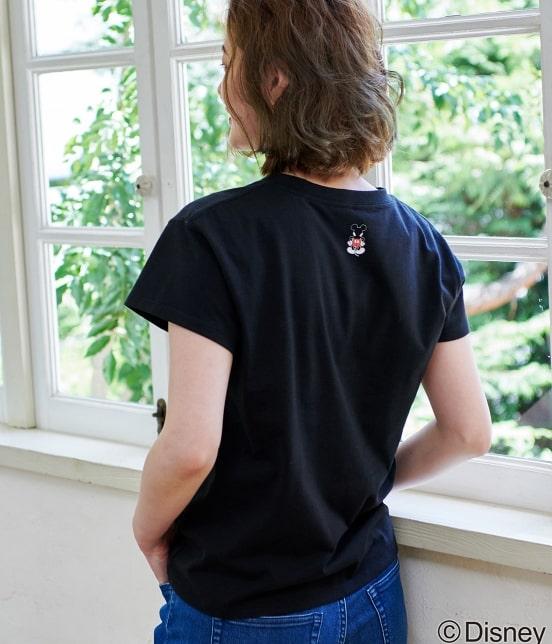 ロペピクニック | 【DISNEY(ディズニー)】 MICKEYロゴTシャツ - 13