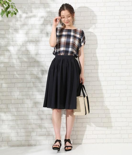 ロペピクニック   【TIME SALE】【HAPPY PRICE】サップギャザースカート - 12