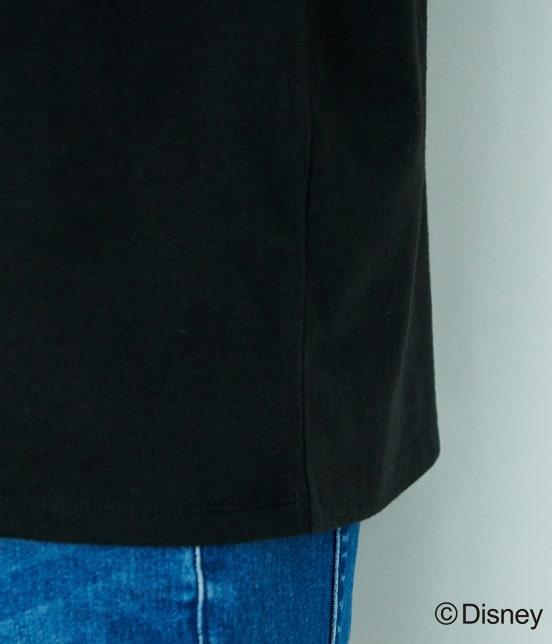 ロペピクニック | 【DISNEY(ディズニー)】 MICKEYロゴTシャツ - 7