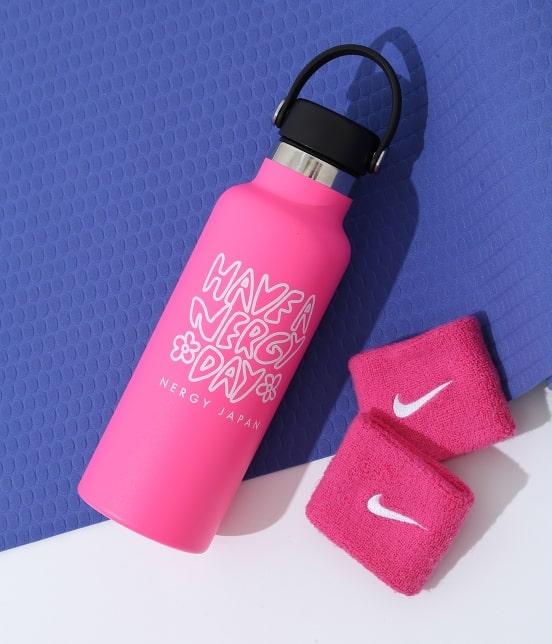 ナージー   【Hydro Flask】NERGYロゴ別注 ステンレスボトル - 9