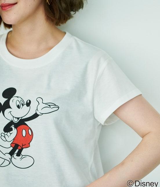 ロペピクニック   【DISNEY(ディズニー)】 MICKEY Tシャツ - 4