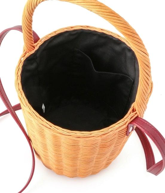 アダム エ ロペ ファム | 【ロペシスターズコレクション 辻直子監修】 【LORINZA】かごバッグ - 8