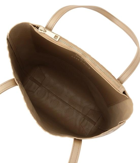 ロペピクニックパサージュ | 【meiji THE Chocolate×ROPE' PICNIC】エンボストートバッグ - 6