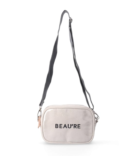 ロペピクニックパサージュ | 【Beau're】ロゴプリンスクエアショルダーバッグ - 8